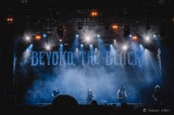BEYOND THE BLACK - Schlachthof Wiesbaden - 27.10.2019